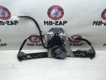 Стеклоподъемник задний левый Mercedes W220 2207300346