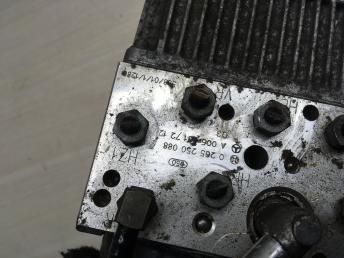 Блок SBC Mercedes W219 0054317212