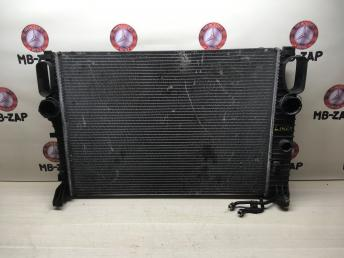 Радиатор основной Mercedes W211