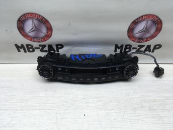 Блок управления климатом Mercedes W219 2198300685