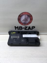 Блок управления двери передний левый Mercedes W211 2118200526