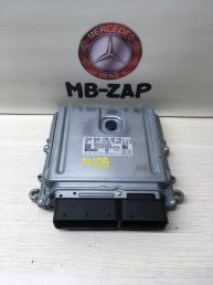 Блок управления двигателем Mercedes Om642 6421502279