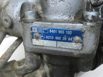 Рулевая рейка Mercedes W210 2104602884