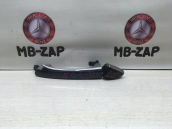 Ручка наружная передней левой двери Mercedes W211 1 500 ? 2117600770