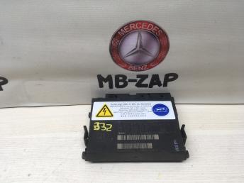 Блок управления сидением Mercedes W221 2218709186