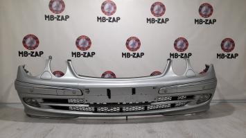 Передний бампер в Сборе Mercedes W211 2118800140