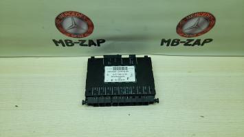 Блок управления сидением левый Mercedes W211 2118204085