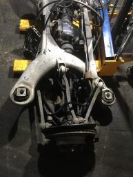 Задний мост в сборе Mercedes W211 4Matic 2113202011