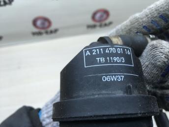 Клапан демпферный паров топлива Mercedes W211 0004708893
