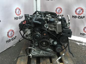 Двигатель Mercedes M272