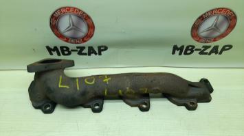 Выпускной коллектор Mercedes Om646 6111420501