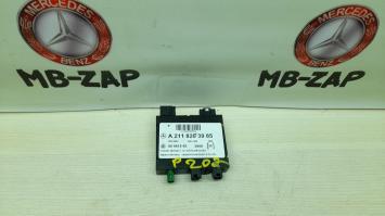 Блок управления центральным замком Mercedes W211 2118203985