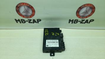 Модуль фаркопа Mercedes W221 2215450832