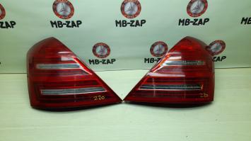 Фонарь задний Mercedes W221 2218200564