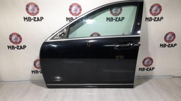 Дверь передняя левая Mercedes W221 2217200105