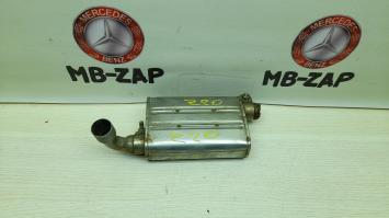 Глушитель автономного отопителя Mercedes W221 2214900101