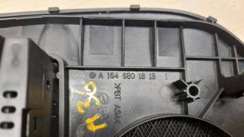 Решетка динамика передней панели Mercedes W164 1646801818