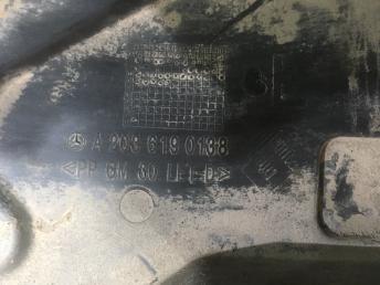Защита Mercedes W209 2036190238