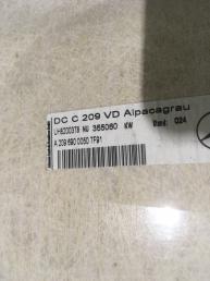 Обшивка потолка Mercedes W209 2096900050