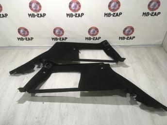 Обшивка боковых стен багажника Mercedes W164 1646902825