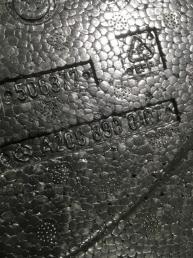 Обшивка багажного отделения Mercedes W209 2096202953