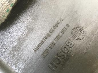 Вентилятор охлаждения Mercedes W210 2105051255