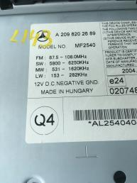 Command Mercedes W209 2098202689