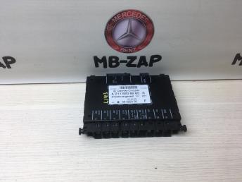 Блок управления сидением Mercedes W209 2118208985