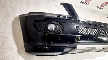 Бампер передний в сборе Mercedes W164 1648804504