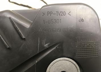 Педаль стояночного тормоза Mercedes W220  А2204200312 А2204200312