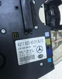 Плафон освещения салона для Mercedes W211 2118204301