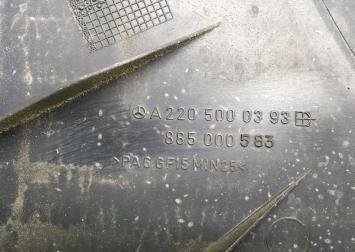 Вентилятор охлаждения Mercedes W220 2205003704