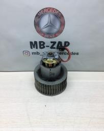 Bosch моторчик печки Mercedes W204 0130101624
