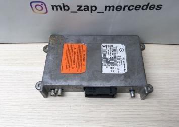 Блок управления телефоном Mercedes W219 2218205226