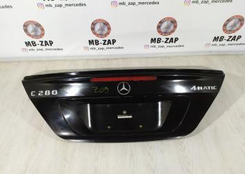 Крышка багажника Mercedes W203 2037500675