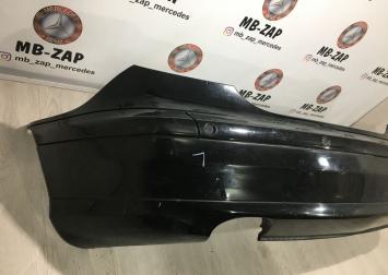 Бампер задний Mercedes W203 Sport Coupe 2038851225