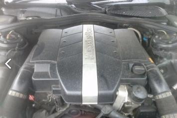Пепельница Mercedes W210