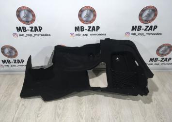 Обшивка багажного отделения правая Merсedes W212 2126901441