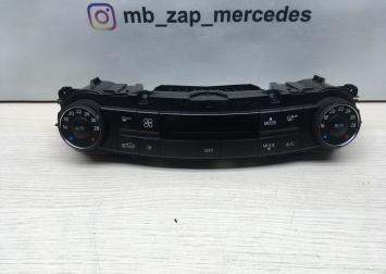 Блок управления климат-контролем Mercedes W219 2198303285