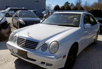 Разбор Mercedes W210