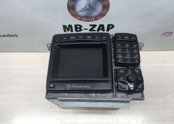 Магнитола Comand Mercedes W220 2208203789
