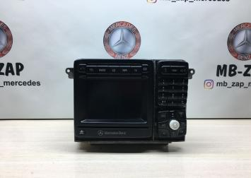 Магнитола Mercedes W220 2208207126