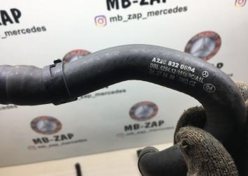 Патрубок системы охлаждения Mercedes W220 2208320694