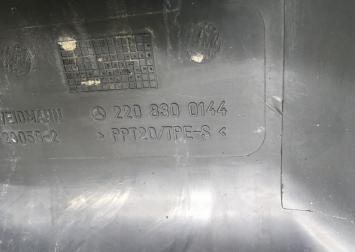 Воздухозаборник наружный Mercedes W220 2208300144