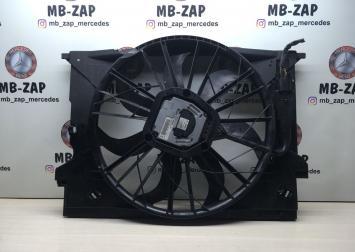 Вентилятор радиатора Mercedes W219 1137328108