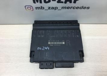 Блок управления сиденьем Mercedes W220 2208201285