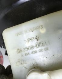 Вакуумный усилитель тормозов Mercedes X164 1644300202