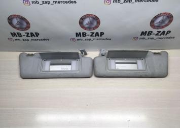 Солнцезащитный козырек с подсветкой Mercedes W203  А2098100510 А2098100510