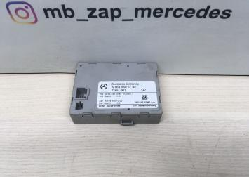 Блок управления ZGW Mercedes W164 1645406745