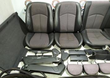 Салон Mercedes W211